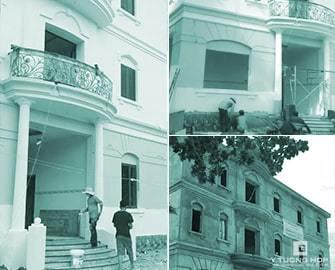 dự án khách sạn Bảy Tâm