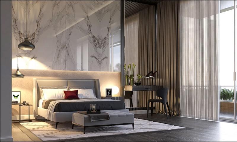 Phòng ngủ đẹp 6