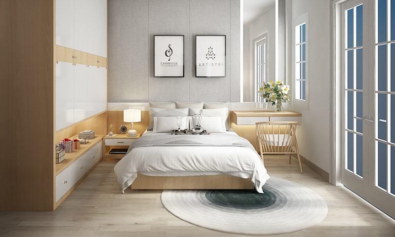 Phòng ngủ đẹp 14