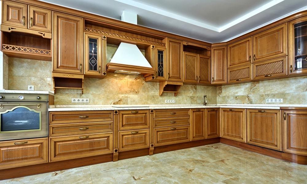 Chiêm ngưỡng vẻ đẹp cuốn hút của phòng bếp tân cổ điển 31