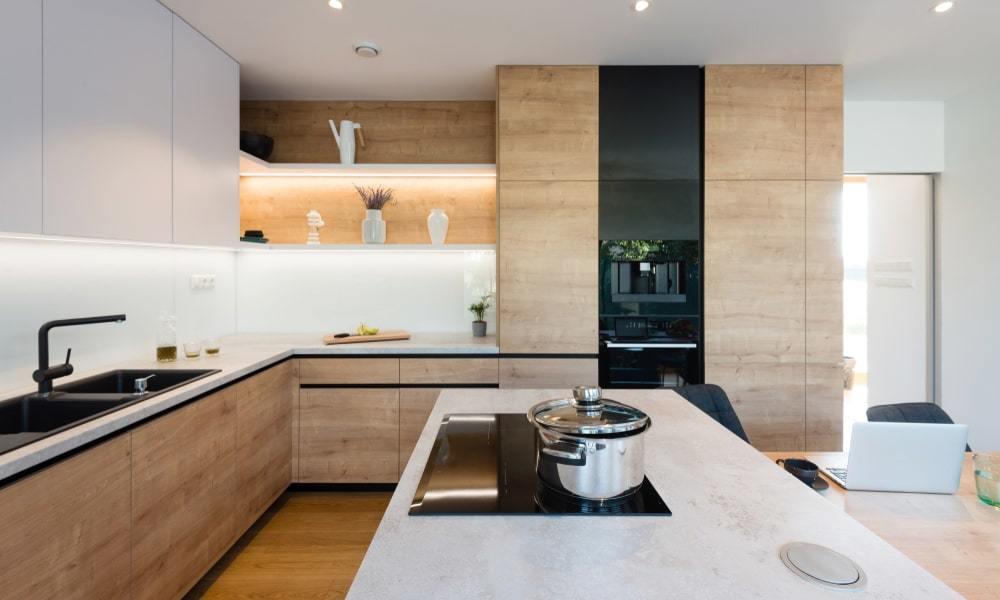 48 thiết kế nhà bếp hiện đại tràn ngập ánh sáng tự nhiên 14