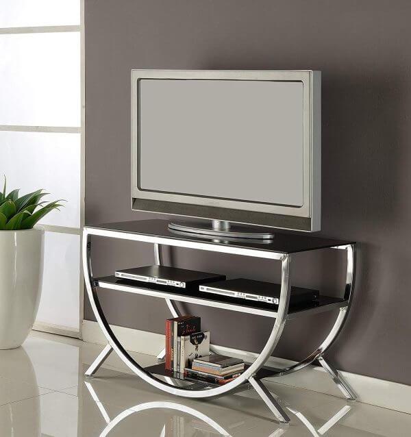 Kệ tivi bằng kim loại