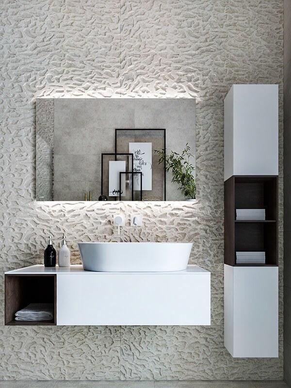 30+ Mẫu nhà vệ sinh đẹp hiện đại, đơn giản dành cho nhà phố 19