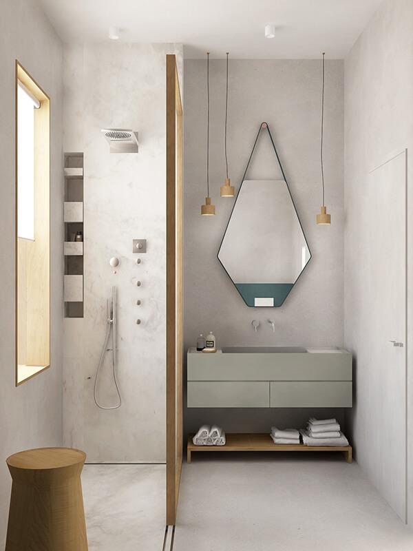 30+ Mẫu nhà vệ sinh đẹp hiện đại, đơn giản dành cho nhà phố 18
