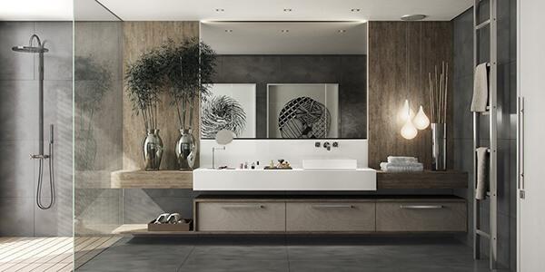 30+ Mẫu nhà vệ sinh đẹp hiện đại, đơn giản dành cho nhà phố 15