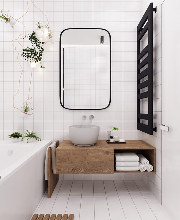 30+ Mẫu nhà vệ sinh đẹp hiện đại, đơn giản dành cho nhà phố 28