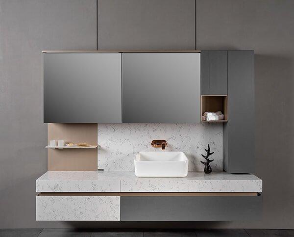 30+ Mẫu nhà vệ sinh đẹp hiện đại, đơn giản dành cho nhà phố 7
