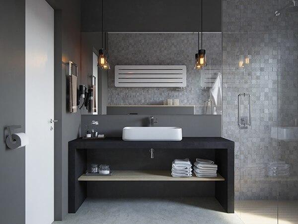 30+ Mẫu nhà vệ sinh đẹp hiện đại, đơn giản dành cho nhà phố 6