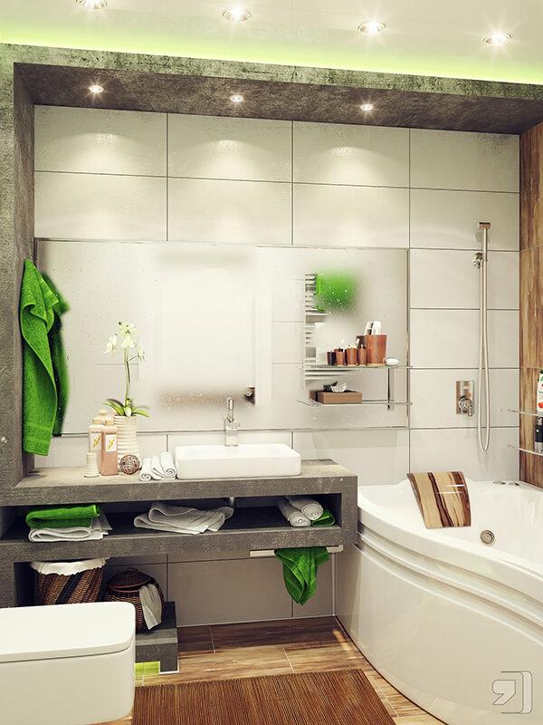 30+ Mẫu nhà vệ sinh đẹp hiện đại, đơn giản dành cho nhà phố 5