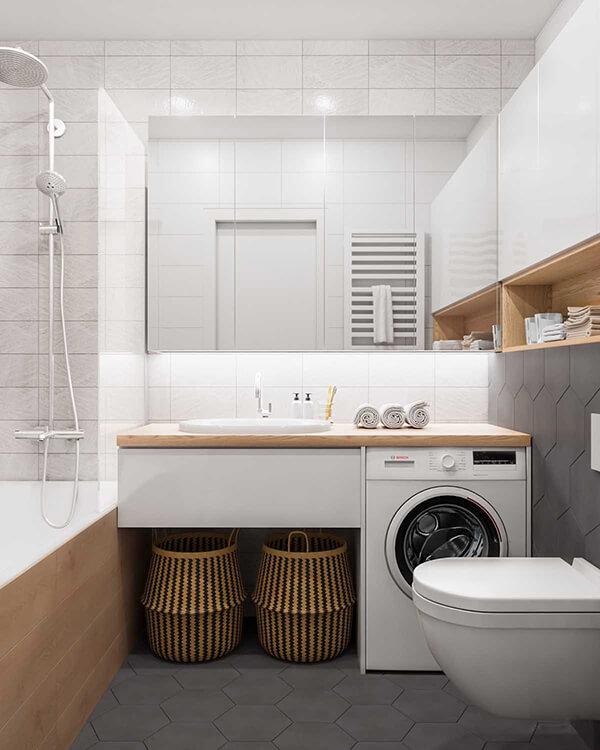 30+ Mẫu nhà vệ sinh đẹp hiện đại, đơn giản dành cho nhà phố 3