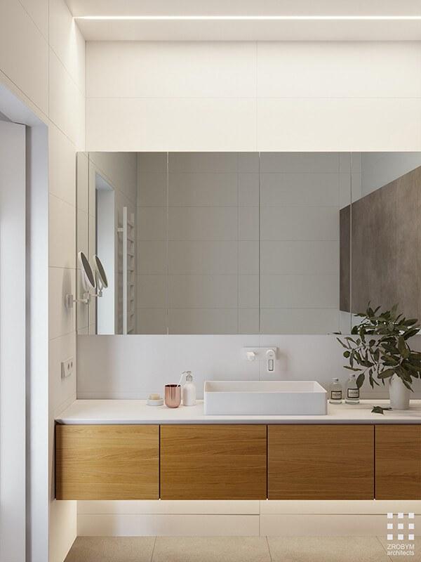 30+ Mẫu nhà vệ sinh đẹp hiện đại, đơn giản dành cho nhà phố 22