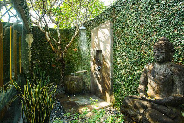 """Hòa mình vào thiên nhiên với không gian phòng tắm """"Lộ Thiên"""" 42"""