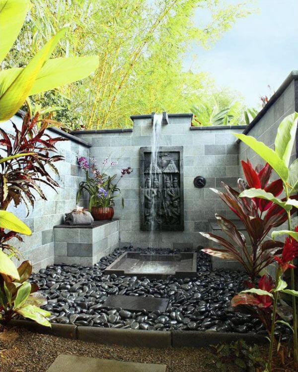 """Hòa mình vào thiên nhiên với không gian phòng tắm """"Lộ Thiên"""" 29"""