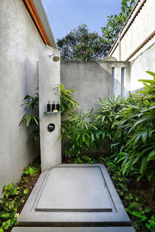 """Hòa mình vào thiên nhiên với không gian phòng tắm """"Lộ Thiên"""" 27"""