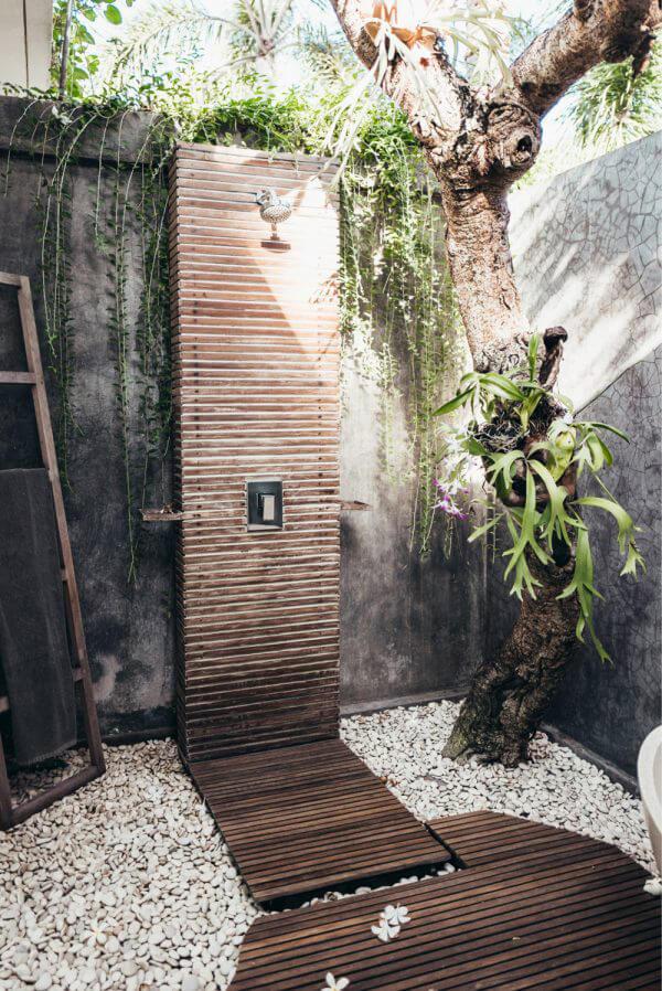 """Hòa mình vào thiên nhiên với không gian phòng tắm """"Lộ Thiên"""" 22"""