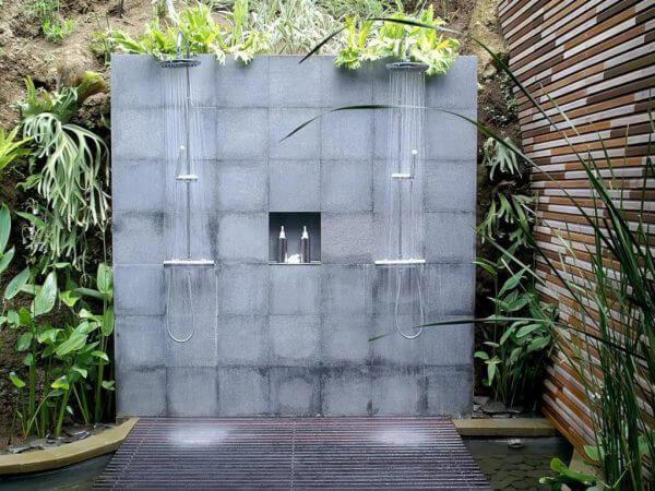 """Hòa mình vào thiên nhiên với không gian phòng tắm """"Lộ Thiên"""" 20"""