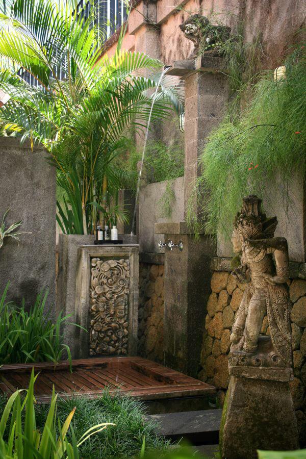 """Hòa mình vào thiên nhiên với không gian phòng tắm """"Lộ Thiên"""" 40"""