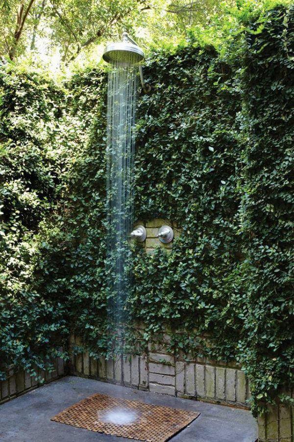 """Hòa mình vào thiên nhiên với không gian phòng tắm """"Lộ Thiên"""" 7"""