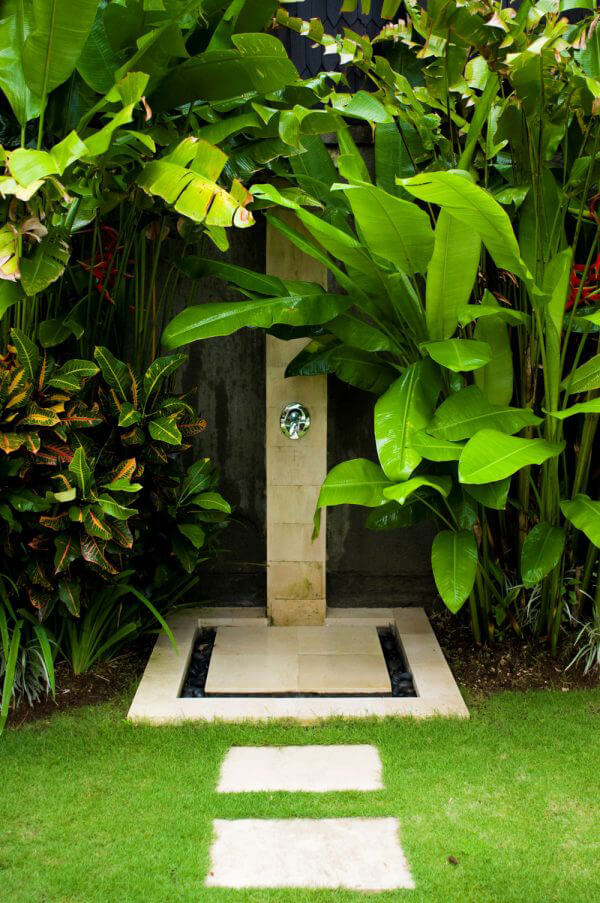 """Hòa mình vào thiên nhiên với không gian phòng tắm """"Lộ Thiên"""" 36"""