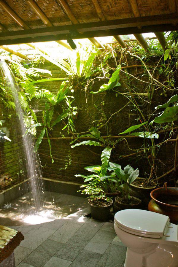 """Hòa mình vào thiên nhiên với không gian phòng tắm """"Lộ Thiên"""" 35"""