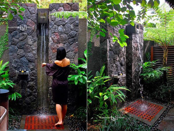 """Hòa mình vào thiên nhiên với không gian phòng tắm """"Lộ Thiên"""" 43"""