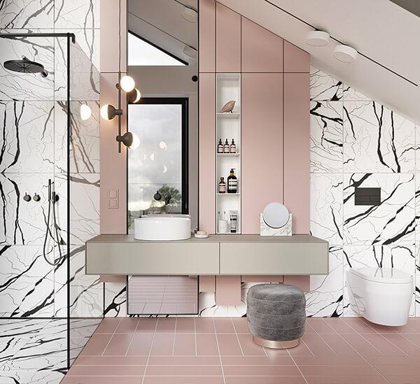 50 Hình ảnh phòng tắm sang trọng, đẳng cấp, đẹp lôi cuốn 32