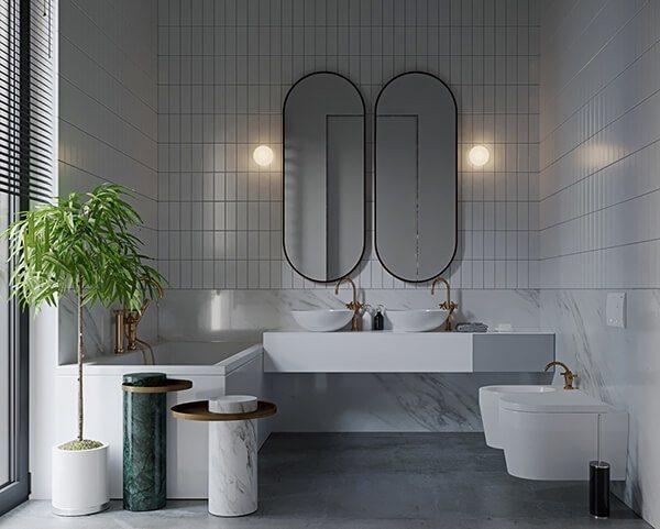 50 Hình ảnh phòng tắm sang trọng, đẳng cấp, đẹp lôi cuốn 30