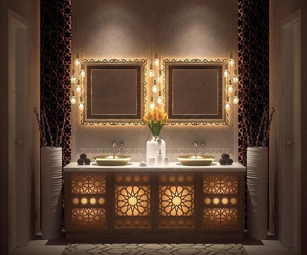 50 Hình ảnh phòng tắm sang trọng, đẳng cấp, đẹp lôi cuốn 12