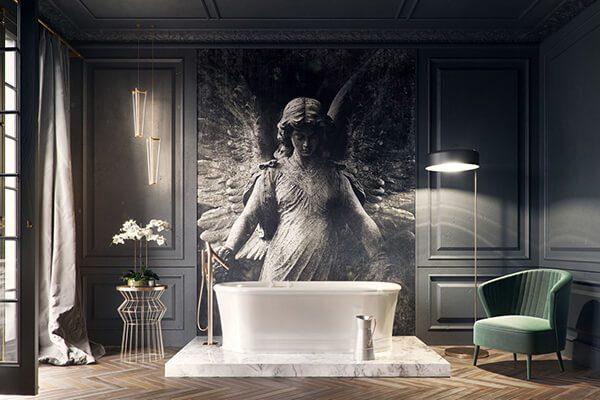 50 Hình ảnh phòng tắm sang trọng, đẳng cấp, đẹp lôi cuốn 10