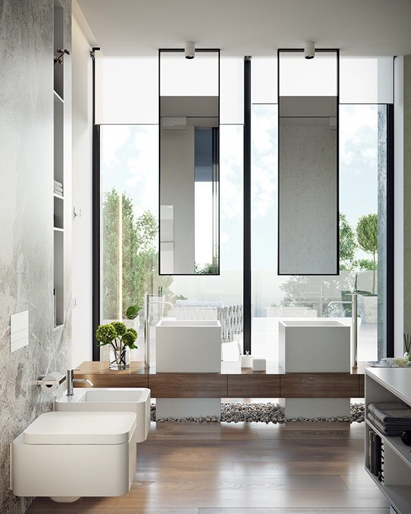50 Hình ảnh phòng tắm sang trọng, đẳng cấp, đẹp lôi cuốn 44