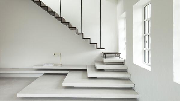 cầu thang đẹp thiết kế độc đáo