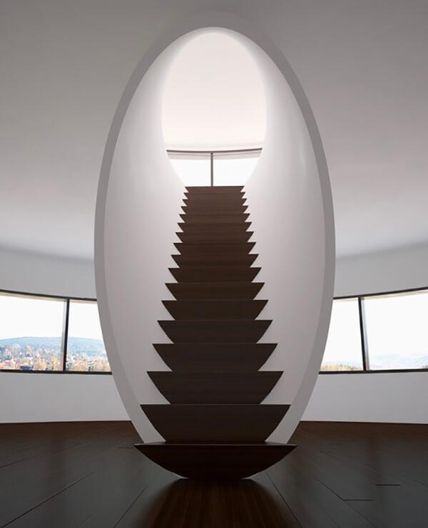thiết kế cầu thang độc đáo
