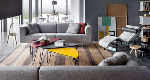 Bàn sofa 3 màu