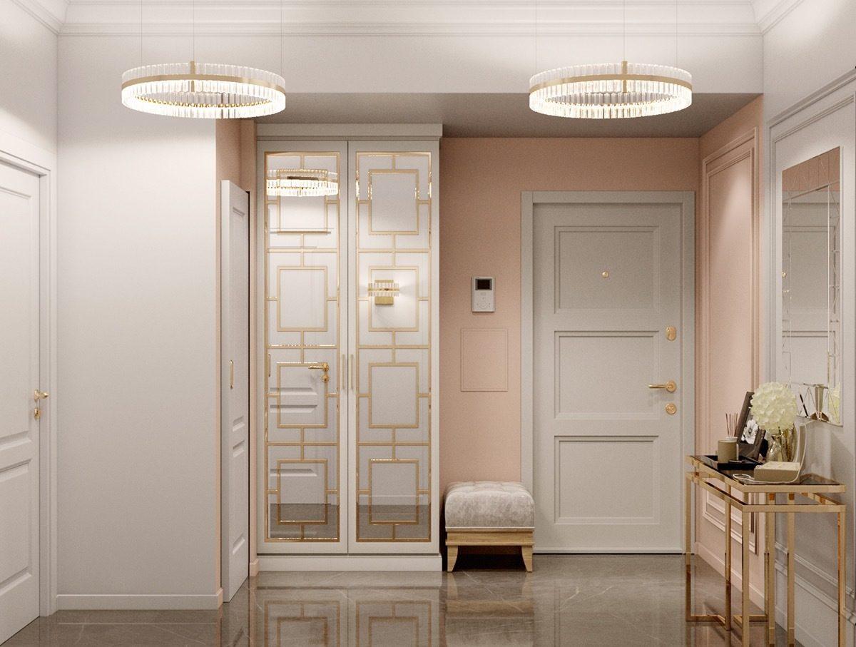 Nội thất căn hộ 70m2 tuyệt đẹp với thiết kế bán cổ điển 6