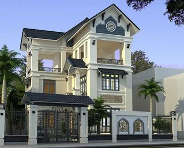 25 Ý tưởng thiết kế nhà phố 3 tầng đẹp khiến bạn nao lòng 1