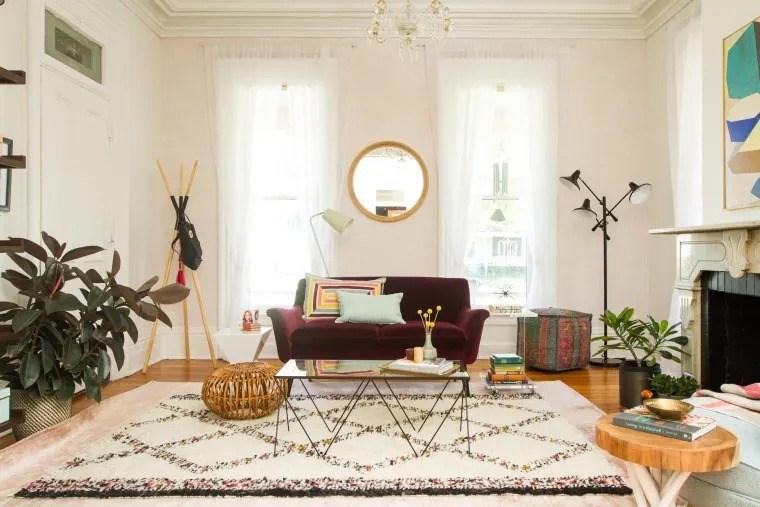 trang trí phòng khách nhỏ đẹp