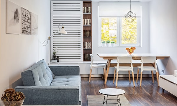 Combo phòng khách kết hợp phòng ăn (Hình ảnh và mẹo thiết kế) 230