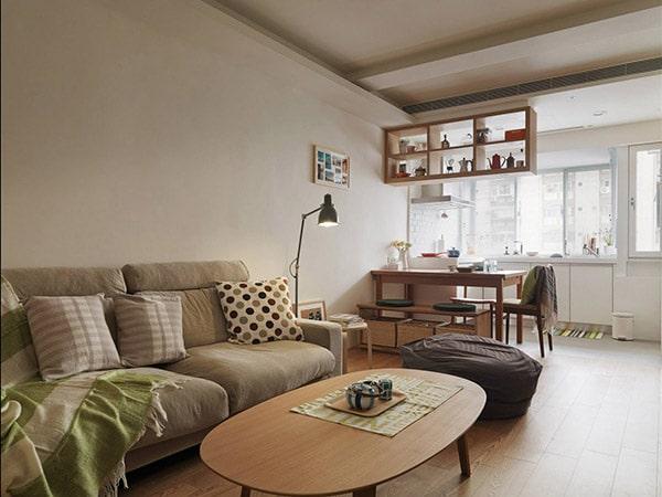 Combo phòng khách kết hợp phòng ăn (Hình ảnh và mẹo thiết kế) 23