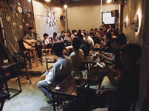 Cà phê nhạc acoustic