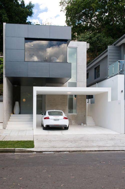 """""""Lượm nhặt"""" những ý tưởng thiết kế nhà phố 2 tầng tinh túy nhất 9"""