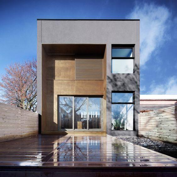 """""""Lượm nhặt"""" những ý tưởng thiết kế nhà phố 2 tầng tinh túy nhất 12"""