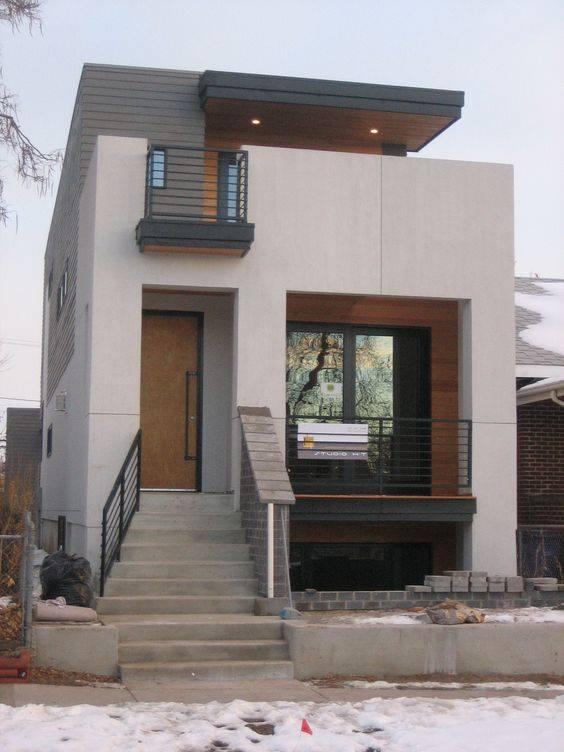 """""""Lượm nhặt"""" những ý tưởng thiết kế nhà phố 2 tầng tinh túy nhất 15"""