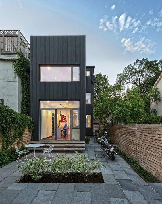 """""""Lượm nhặt"""" những ý tưởng thiết kế nhà phố 2 tầng tinh túy nhất 25"""