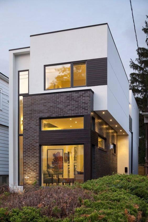 """""""Lượm nhặt"""" những ý tưởng thiết kế nhà phố 2 tầng tinh túy nhất 26"""