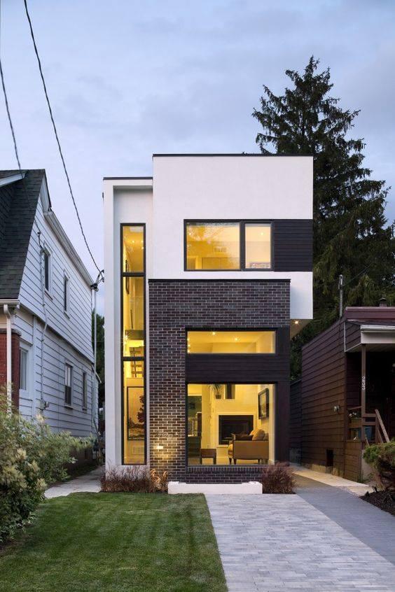 """""""Lượm nhặt"""" những ý tưởng thiết kế nhà phố 2 tầng tinh túy nhất 28"""