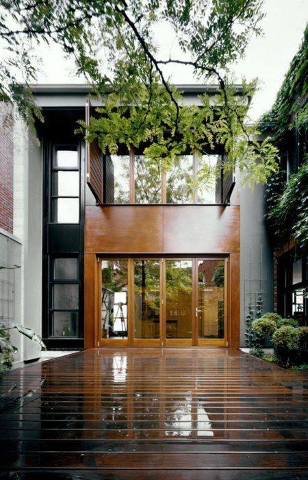 """""""Lượm nhặt"""" những ý tưởng thiết kế nhà phố 2 tầng tinh túy nhất 30"""