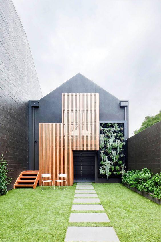 """""""Lượm nhặt"""" những ý tưởng thiết kế nhà phố 2 tầng tinh túy nhất 35"""