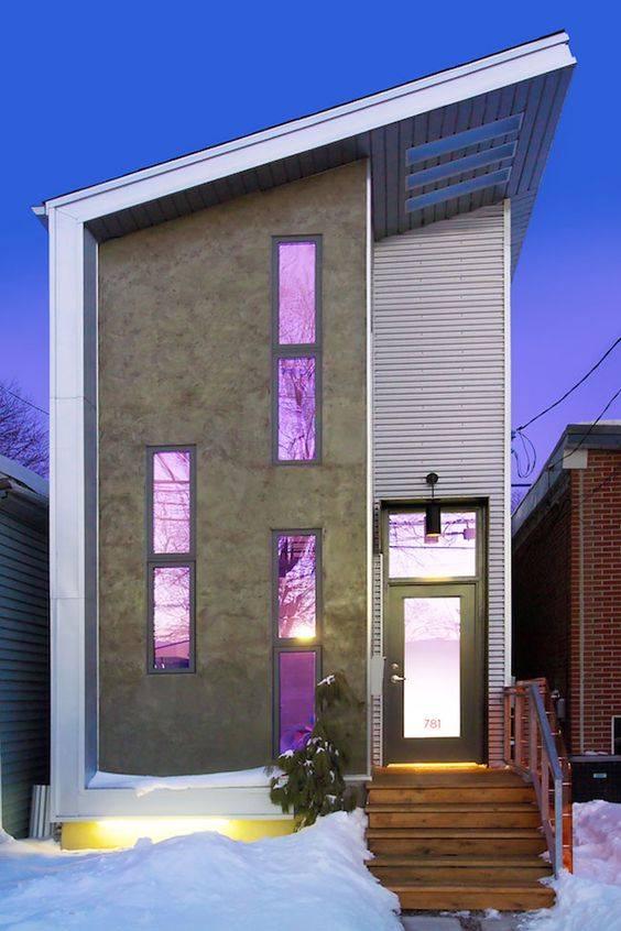 """""""Lượm nhặt"""" những ý tưởng thiết kế nhà phố 2 tầng tinh túy nhất 37"""