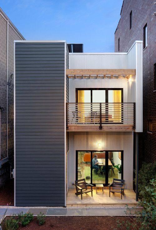 """""""Lượm nhặt"""" những ý tưởng thiết kế nhà phố 2 tầng tinh túy nhất 39"""
