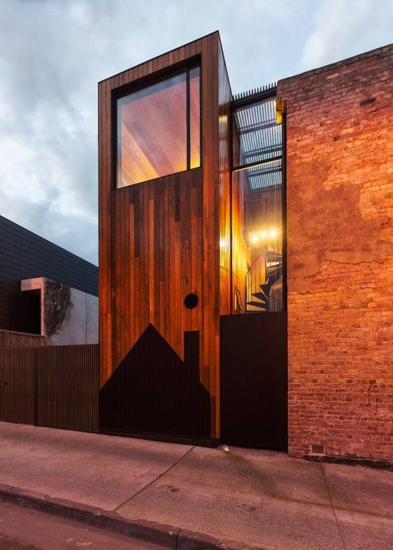 """""""Lượm nhặt"""" những ý tưởng thiết kế nhà phố 2 tầng tinh túy nhất 41"""